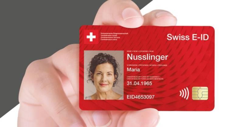 Banken, Post, SBB und Swisscom wollen die künftige E-ID gemeinsam herausgeben.