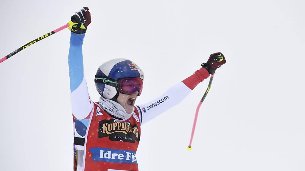 Fanny Smith schreibt mit 27. Weltcupsieg Geschichte