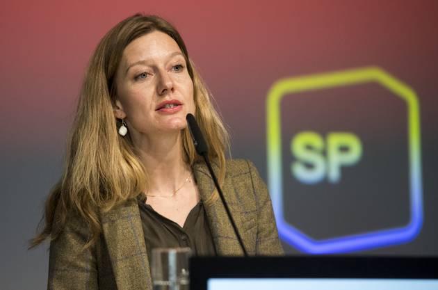 Natascha Wey, Co-Präsidentin der SP Frauen