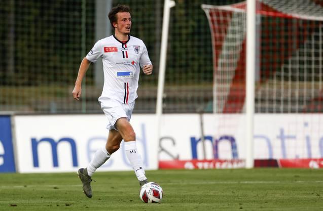 Das Pflichtspieldebüt feierte Bergsma im Cup gegen den FC Wil - eine Woche später trifft der FC Aarau beim Ligastart auf den gleichen Gegner