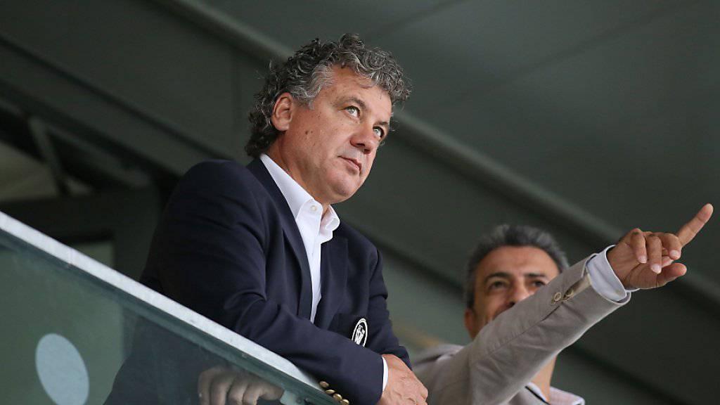 Erdal Keser ist nicht mehr Sportchef beim FC Wil
