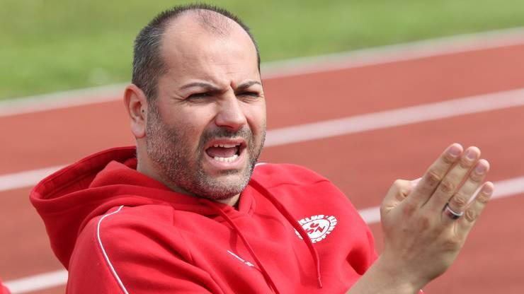 Zofingen-Trainer Flavio Catricalà ist verärgert über den Punkteabzug