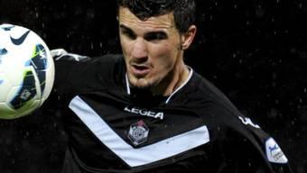 Luganos Armando Sadiku schoss im Derby zwei Tore