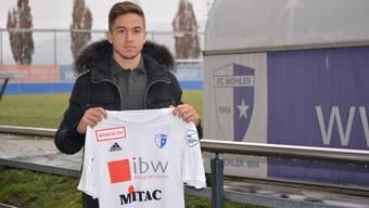 YB-Mittelfeldspieler Miguel Castroman verstärkt den FC Wohlen leihweise bis Saisonende