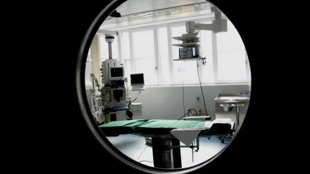 Neurochirurgischer Operationssaal in Wien (Archiv)