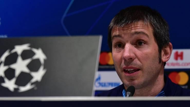 Albert Celades befindet sich mit Valencia in einer unangenehmeren Situation als Atalanta