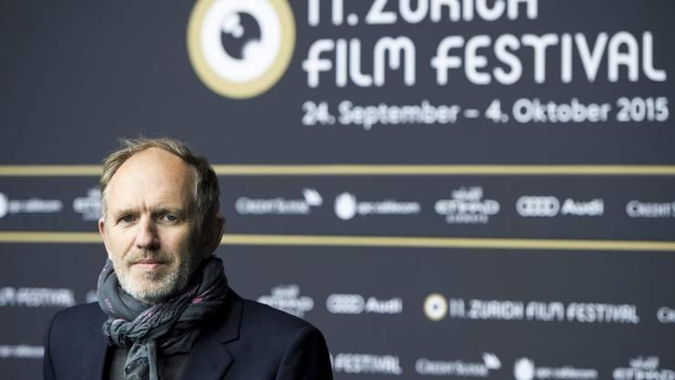 Anton Corbijn am 11 Zürich Film Festival