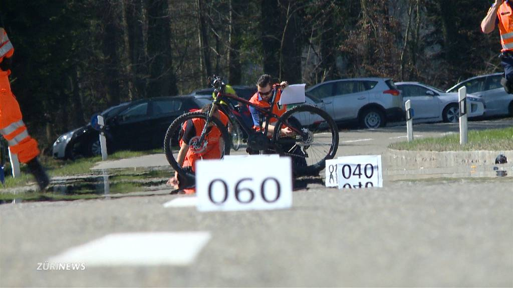 Immer mehr Unfälle mit E-Bikes