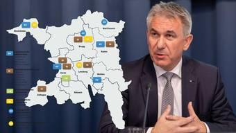 Bildungsdirektor Alex Hürzeler erklärt, wie die Reform die Berufsbildung im Aargau stärken soll.
