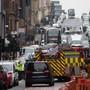 Die Polizei in Grossbritannien sucht händeringend nach einem Motiv für die Messerattacke in Glasgow.