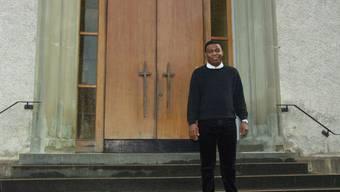 Anthony Chukwu kennt durch seine nigerianische Herkunft die Aids-Problematik besonders gut.