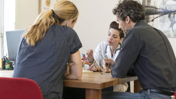 Arztbesuche sind häufig Ausnahmesituationen. Umso mehr, wenn es um schwerwiegende Probleme geht.