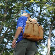 Der treuste Begleiter beim Wandern ist der Rucksack