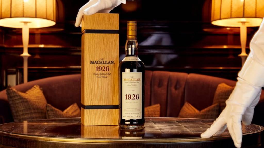 Teuerster Whisky der Welt? Versteigerung in Schottland endet