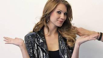 In einfachen Verhältnissen aufgewachsen, bald Grossverdienerin: Miss Schweiz Kerstin Cook.