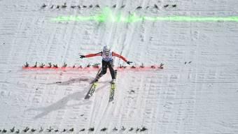 Simon Ammann verpasst den Sieg an Vierschanzentournee