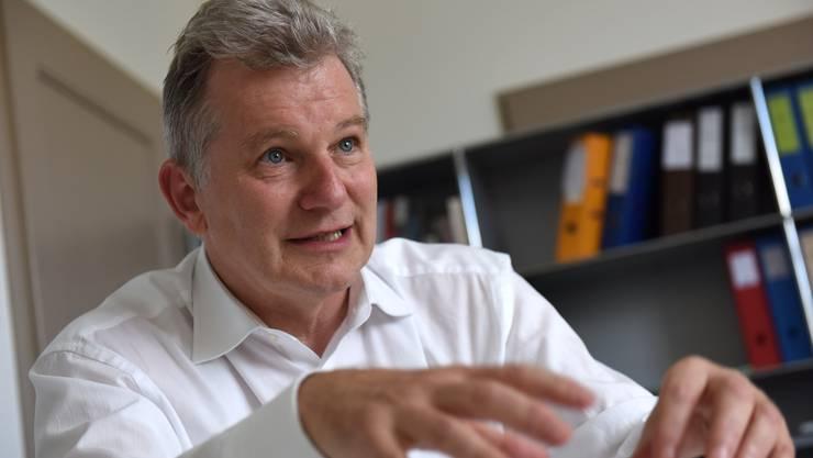 Volkskunder Walter Leimgruber