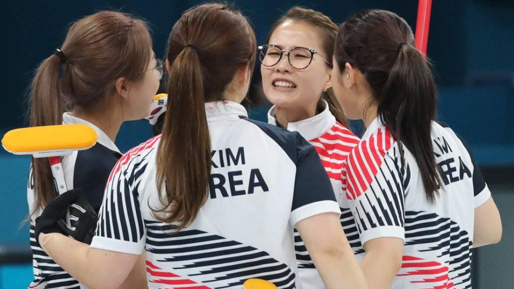 Südkoreas Curling-Girls wurden von ihren Trainern offenbar ausgebeutet