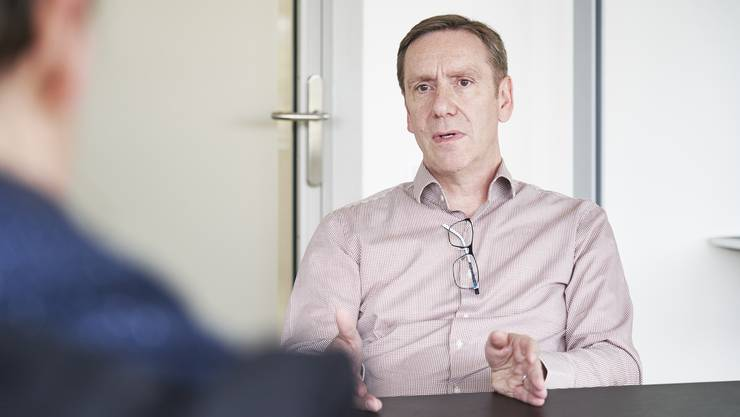 Gregor Tönnissen, Direktor des MZU.