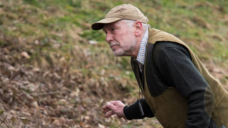 Jäger und Tierfreund: Peter A. Widmer