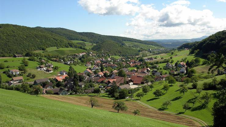 Die Gemeinde Thalheim. (Archiv)