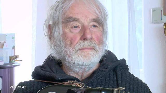 Pfarrer Sieber wird 90 Jahre alt