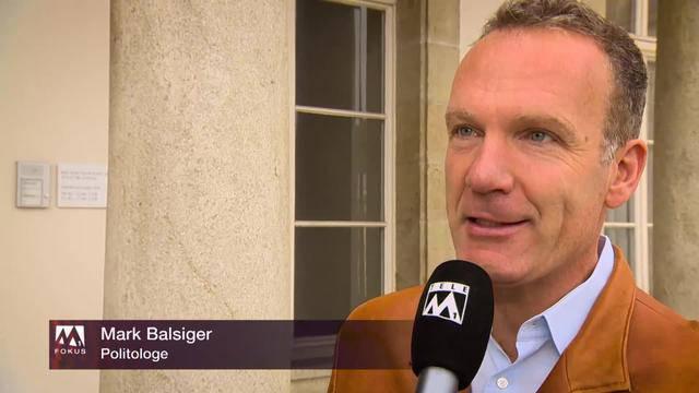 Umfrage zu den Regierungsratswahlen – das sagt der Politologe Mark Balsiger