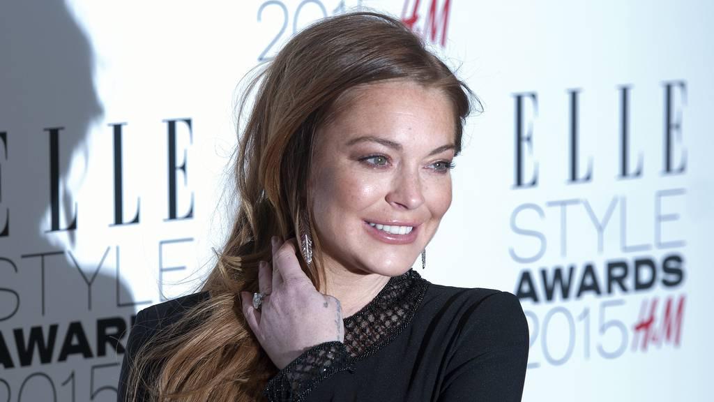 «I'm Back!»: Lindsay Lohan kündigt neue Musik an