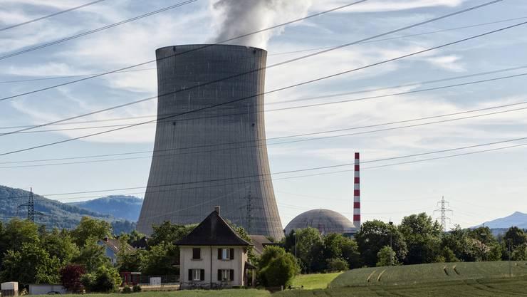 Bald vollständig in Staatsbesitz: Atomkraftwerk Gösgen. (Archiv)