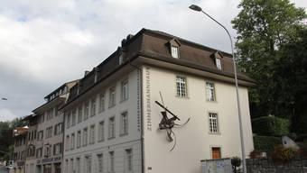 Das Zimmermannhaus in der Brugger Vorstadt ist für die neue Leiterin ein Ort mit sehr grossem Potenzial.