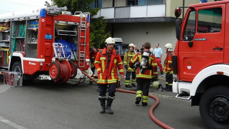 Diesen Samstag findet die Hauptübung der Stützpunktfeuerwehr Solothurn statt.