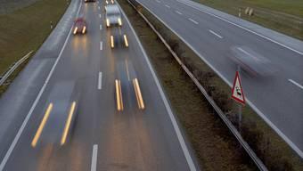 Im Aargau gibt es wenige Unfälle mit Geisterfahrern. (Symbolbild)