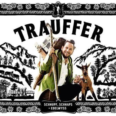 """""""Trauffer- zum Buch"""" von Radio Melody."""