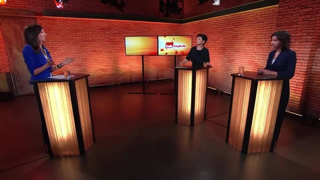 SP und CVP über die Aargauer Parlamentswahlen