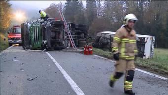 Unfall in Endingen - Ex-Chauffeure belasten Transportfirma