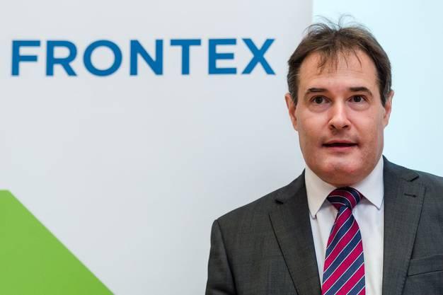 Europas oberster Grenzschützer: Frontex-Direktor Fabrice Leggeri.