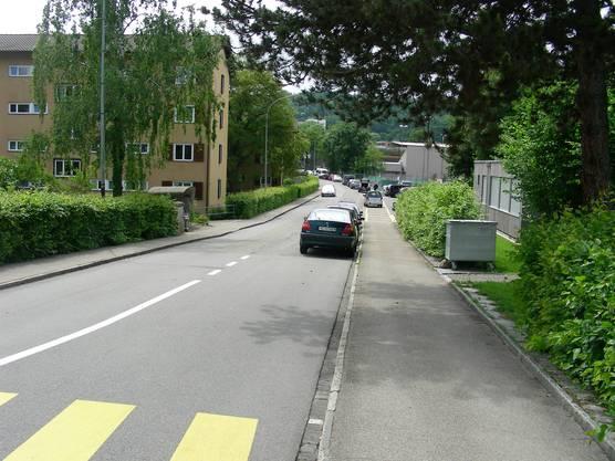 Die Winkelriedstrasse
