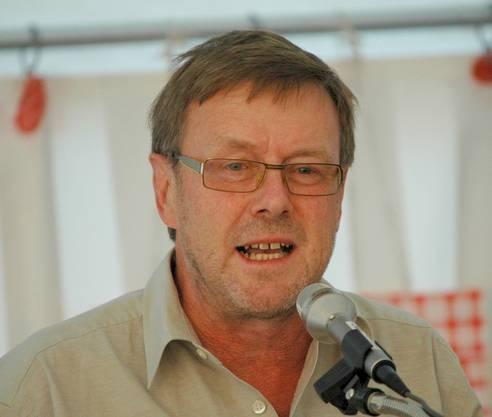 Felix Binder, Präsident des Gemeindeverbands Zurzibiet Regio