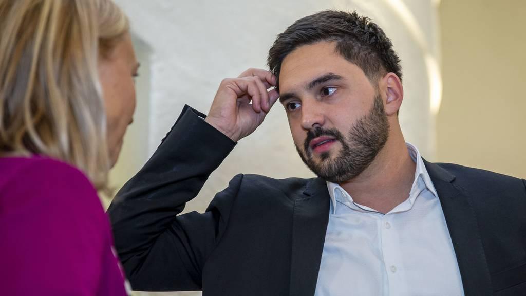 Cédric Wermuth (SP) zieht Ständeratskandidatur zurück
