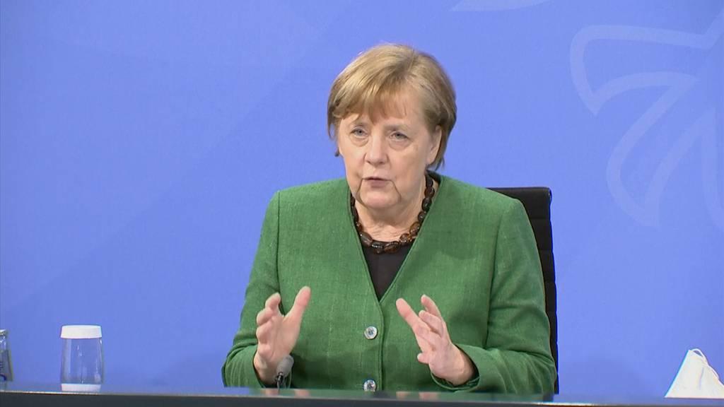 Deutschland verhängt verschärften Oster-Lockdown