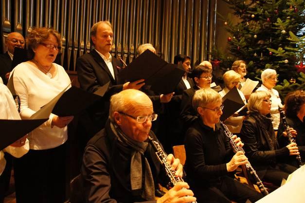 Volle Konzentration - das Stadtorchester Schlieren