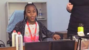 Chelsea hat schon mit acht Jahren eine Power-Stimme