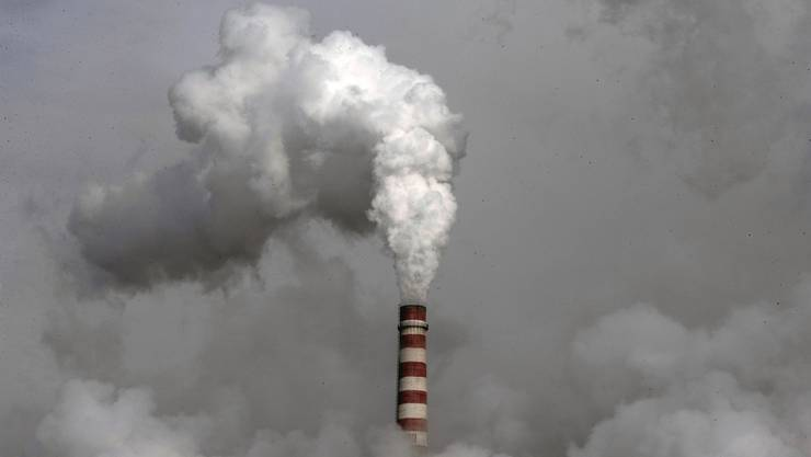 Einfach, günstig und effizient soll der Schlamm CO2 absorbieren können.