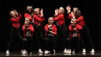 School Dance Wettbewerb in Lausen