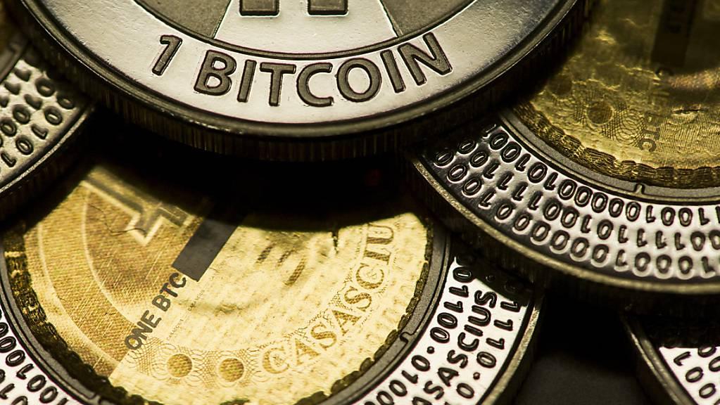 Kryptowährungen sind oft auch für Betrüger attraktiv. (Symbolbild)