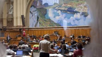 Wen nehmen die Solothurner Parlamentarier mit ins Bundeshaus? eq