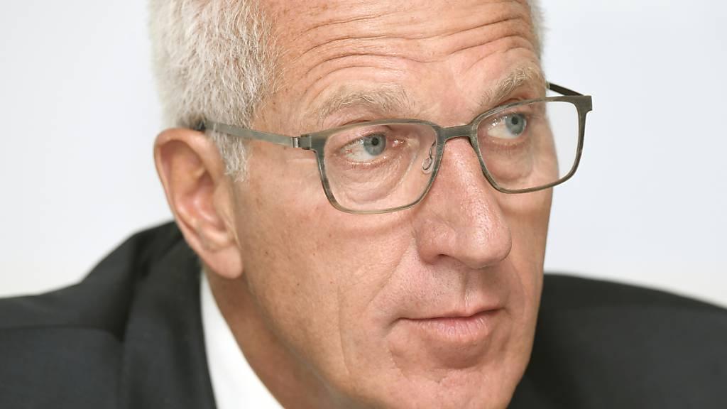 Zürcher Staatsanwaltschaft klagt Ex-Raiffeisen-Chef Vincenz an