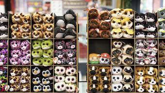 Schweizer Haushalte wollen laut einer Umfrage im Schnitt 385 Franken für Spielzeug-Geschenke ausgeben. (Themenbild)