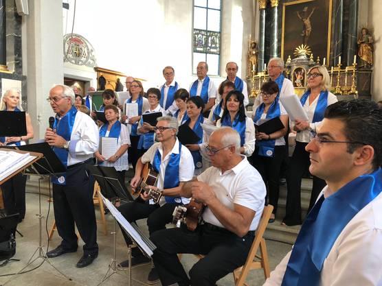 Gruppo Folk Italia nostra Mellingen