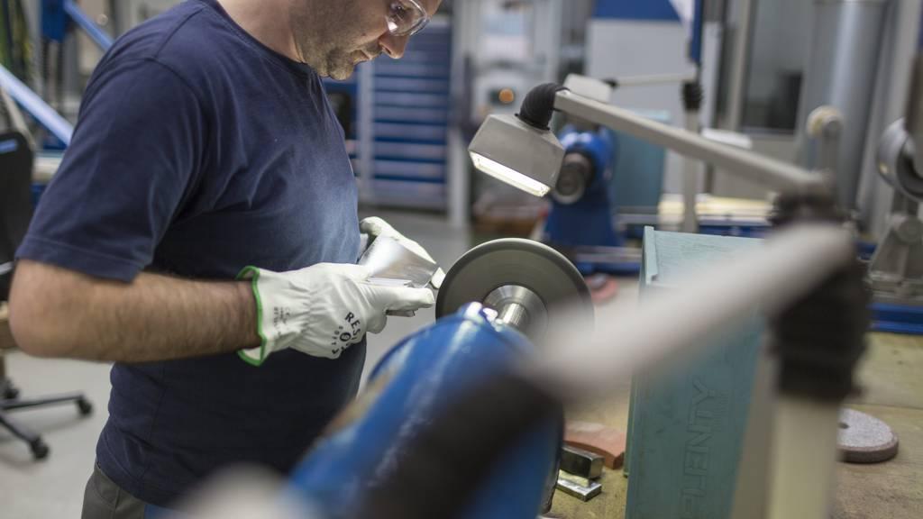 Schweizer Wirtschaft ist wieder auf Wachstumskurs